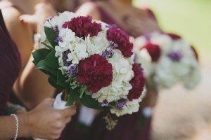 working bouquet